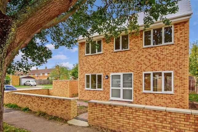 Thumbnail Detached house for sale in Chesterford Green, Basildon, Essex