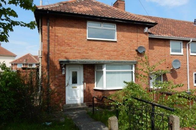 Thumbnail Semi-detached house to rent in Malvern Gardens, Dunston, Gateshead
