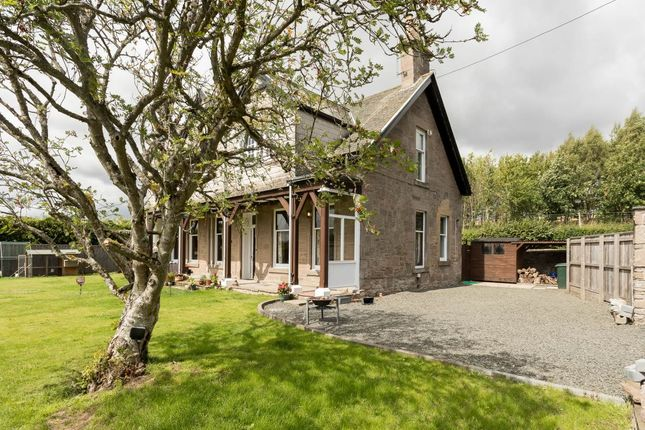 Thumbnail Detached house for sale in Almondbank, Perth