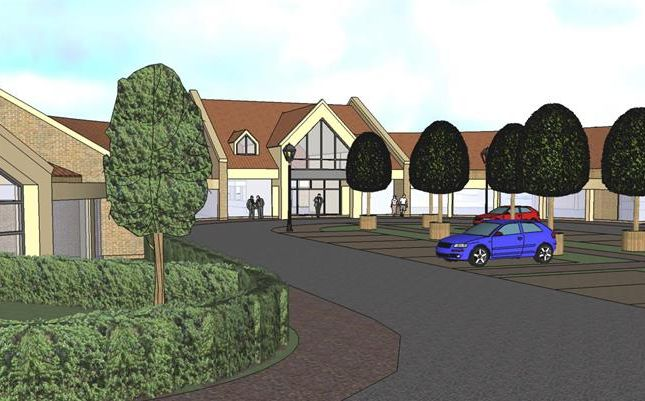 Photo of Care Village Site, Grantham Road, Navenby, Lincolnshire LN5