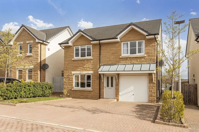 Thumbnail Detached house for sale in 4 South Chesters Avenue, Bonnyrigg