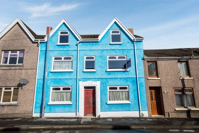 Terraced house for sale in New Street, Burry Port, Carmarthenshire