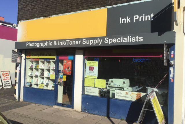 Thumbnail Retail premises for sale in Barnabas Road, Erdington