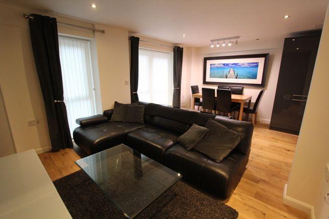 Thumbnail Flat to rent in Jupp Road, London