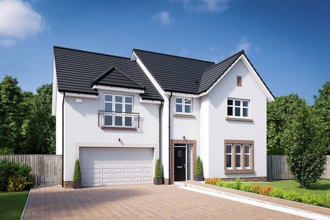 "Thumbnail Detached house for sale in ""The Garvie"" at Edinburgh Road, Belhaven, Dunbar"