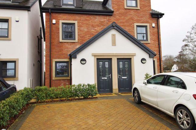3 bed semi-detached house to rent in King George Gardens, Warwick Bridge, Carlisle CA4