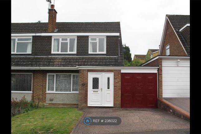 Thumbnail Semi-detached house to rent in Bearsted, Bearsted