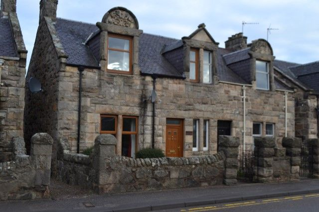 Thumbnail Semi-detached house to rent in 33 West Road, Elgin