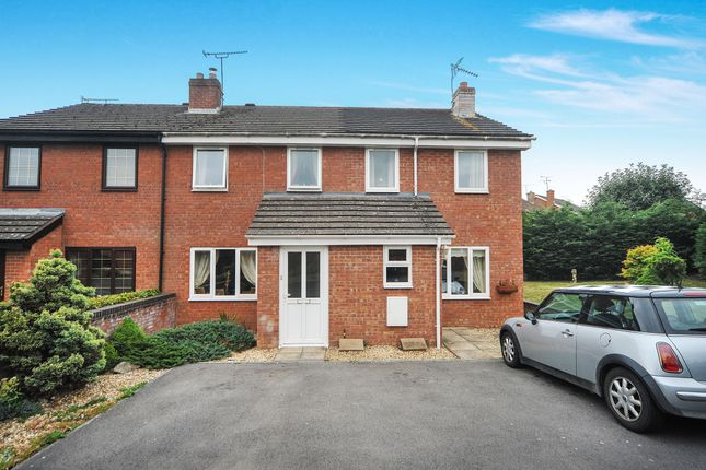 Thumbnail Semi-detached house for sale in Yockney Close, Corsham