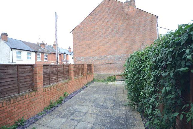 Garden of Chesterman Street, Reading, Berkshire RG1