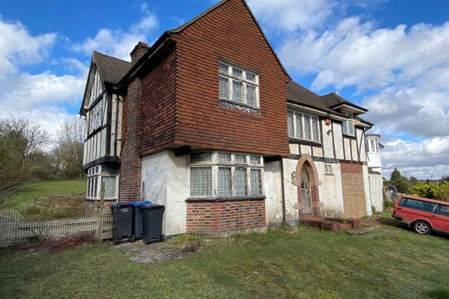 Thumbnail Detached house for sale in Wyvern Road, Purley