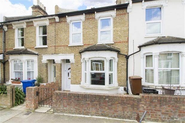 Thumbnail Terraced house for sale in Thompson Road, London
