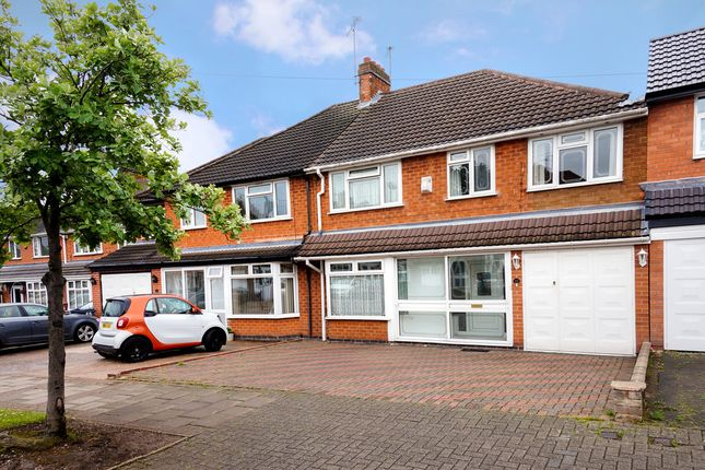 Thumbnail Semi-detached house for sale in Grestone Avenue, Handsworth Wood, Birmingham, West Midlands