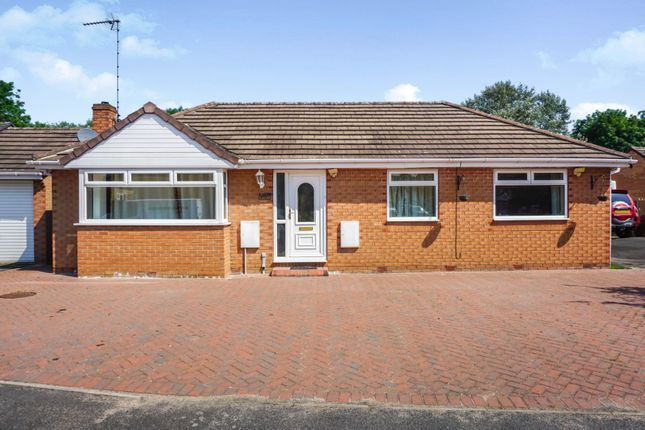 3 bed bungalow for sale in Whitehead Close, Sheffield S25