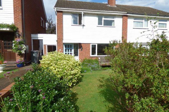 Thumbnail Terraced house to rent in Peel Walk, Harborne, Birmingham