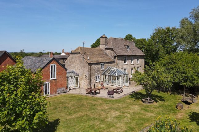 Thumbnail Detached house for sale in Purton Stoke, Swindon, Wiltshire