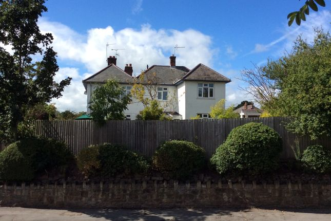Thumbnail Semi-detached house for sale in Acton Gate, Wrexham
