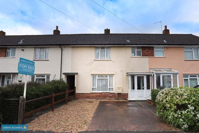 3 bed terraced house for sale in Midford Road, Taunton TA1