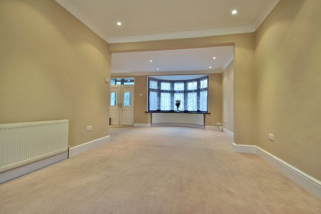 Thumbnail Terraced house to rent in Tanners Lane, Barkingside, Ilford