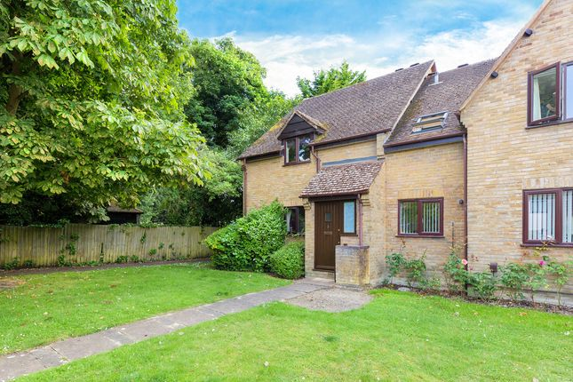 Thumbnail Maisonette for sale in King James Way, Royston, Hertfordshire
