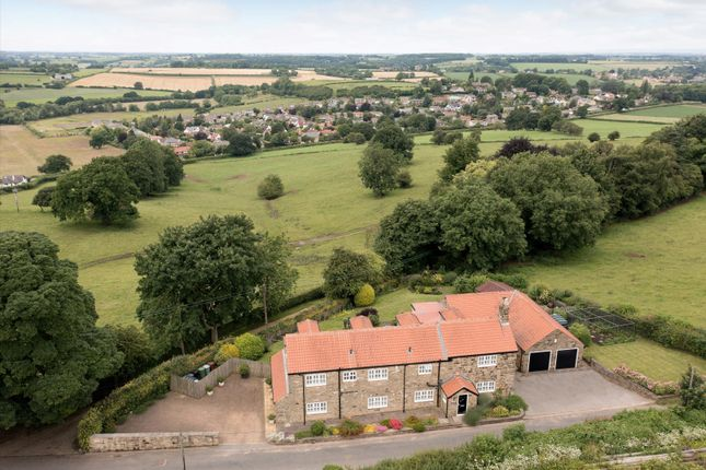 Thumbnail Detached house for sale in Rigton Green, Bardsey, Leeds