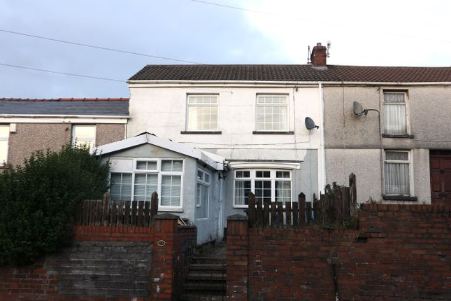 Thumbnail Terraced house for sale in Gilfach Cynon, Twyn, Merthyr Tydfil