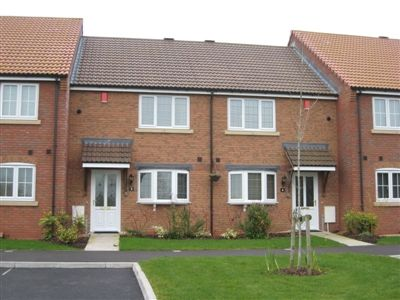 Thumbnail Terraced house to rent in Primrose Court, Huntworth, Bridgwater