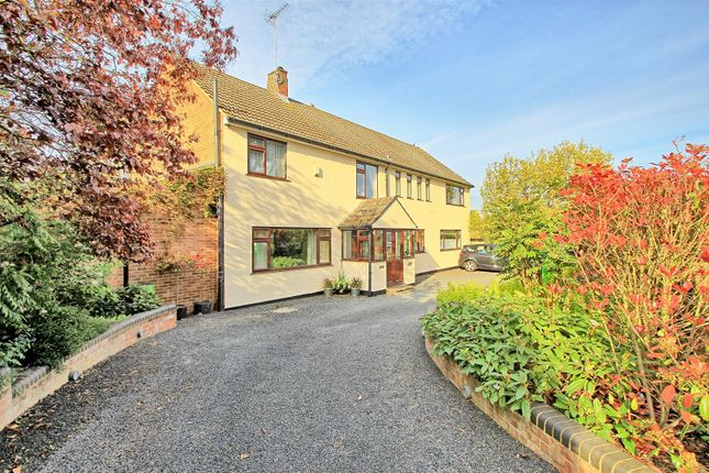 Thumbnail Detached house for sale in Warner Road, Ware