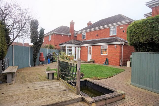 Thumbnail Detached house for sale in Elwyn Place, Cleethorpes