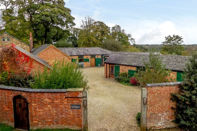 Thumbnail Barn conversion for sale in Church Lane, Cold Ashby, Northampton