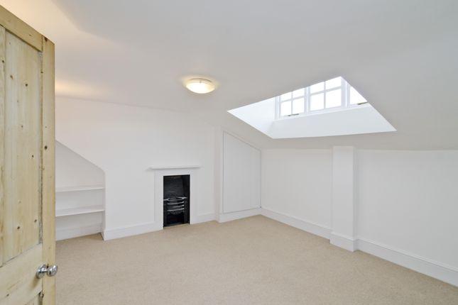Bedroom of St. Paul Street, London N1