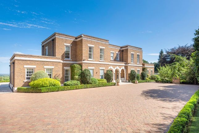 Thumbnail Detached house for sale in Gorse Hill Road, Wentworth, Virginia Water