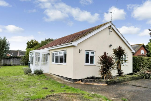 Thumbnail Bungalow to rent in Church Road, Cantley