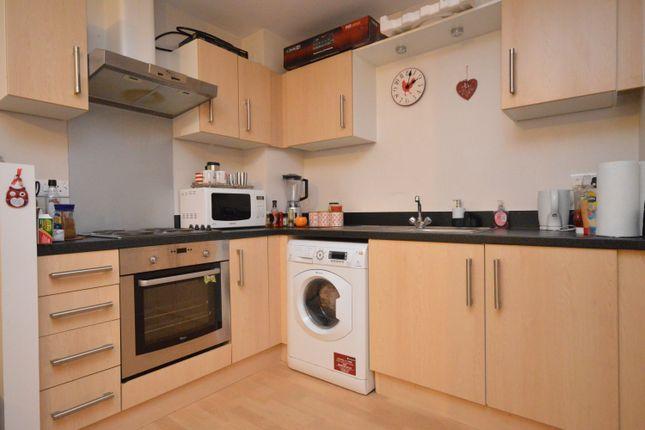 Kitchen of Ratcliffe Court, Barleyfields, Bristol BS2