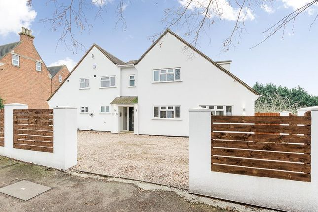 Thumbnail Detached house for sale in Midland Road, Wellingborough