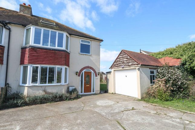 Thumbnail Semi-detached house for sale in St. Peters Road, Hayling Island