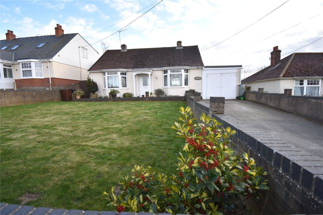 Thumbnail Bungalow for sale in Church Hill, Ramsey, Harwich, Essex