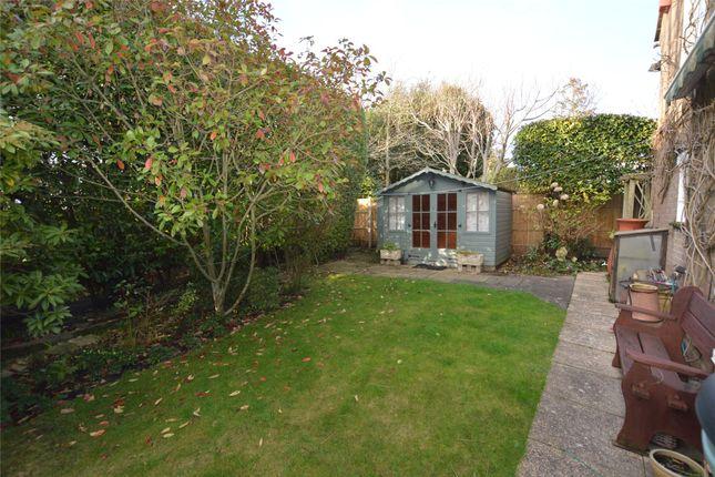 Garden of Grove Pastures, Lymington, Hampshire SO41