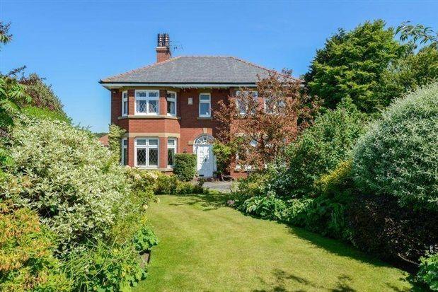 Thumbnail Property for sale in Renacres Lane, Ormskirk