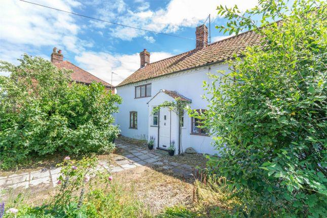 Thumbnail Semi-detached house for sale in Fakenham Road, Great Ryburgh, Fakenham