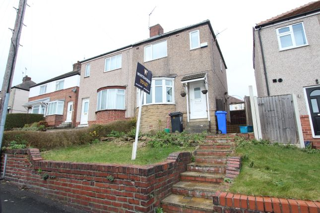 Thumbnail Semi-detached house to rent in Hollindale Drive, Sheffield