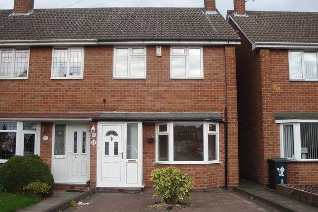 Thumbnail Terraced house to rent in Minworth Road, Water Orton, Birmingham