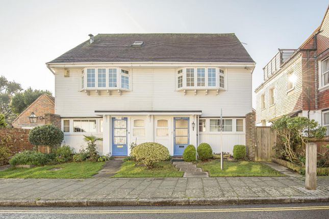 Thumbnail Semi-detached house for sale in Langstone High Street, Langstone