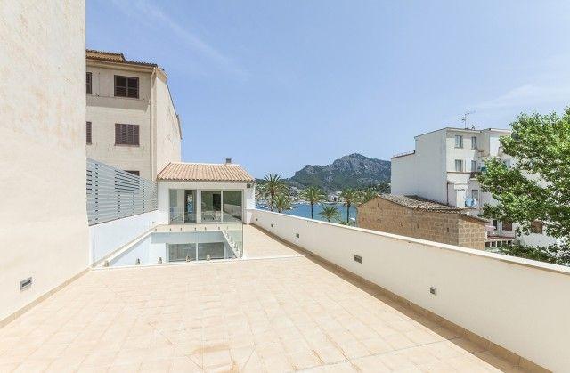 Roof Terrace of Spain, Mallorca, Sóller, Port De Sóller