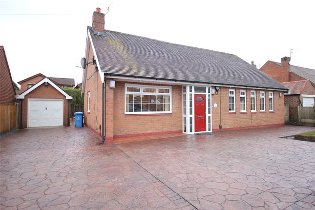 Thumbnail Detached bungalow for sale in Tarbock Road, Huyton, Liverpool, Merseyside