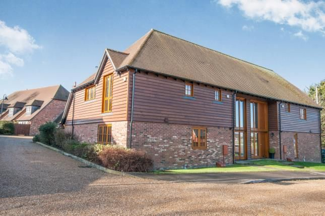 Thumbnail Property for sale in Darland Farm, Capstone Road, Chatham, Kent