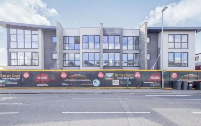 Thumbnail Flat for sale in Barrack Road, Christchurch