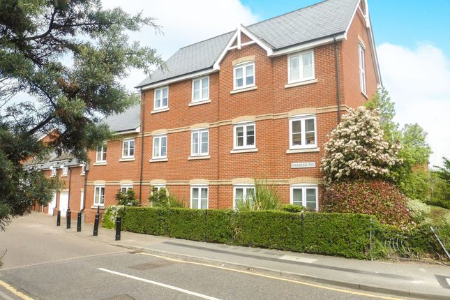 Thumbnail Flat for sale in Harberd Tye, Chelmsford