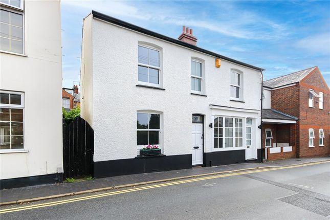 Thumbnail End terrace house for sale in Albert Street, St.Albans
