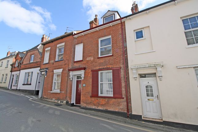 3 bed terraced house for sale in North Street, Exmouth